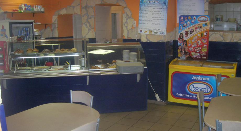 Étterem belső 2